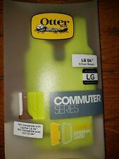 Otter Box Commuter Series fits Lg G4 Citron Green Part B External Layer