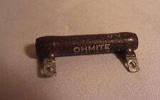 Ohmite 50 Ohm Brown Power Resistor x1