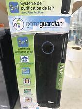 Germguardian Ac4300 Bptca True Hepa Filter Air Purifier Uv Light Cleaner ! P