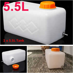 5.5L Plastic Fuel Oil Gasoline Tank Car SUV Truck Air Diesel Park Heater Vehicle