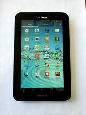 Samsung Galaxy Tab 2 SCH-I705 8GB, Wi-Fi   4G (Verizon), 7in - Black