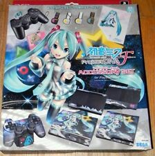HATSUNE MIKU ~ Project DIVA F Accessory Set ~ PS3 ~ Sega Games ~ Vocaloid Anime