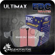 NEW EBC ULTIMAX FRONT BRAKE PADS SET BRAKING PADS OE QUALITY - DP127