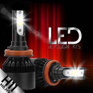 H11B CP Thunder Cree LED Headlight 6000K Low Beam DRL Bulb White for Kia Optima