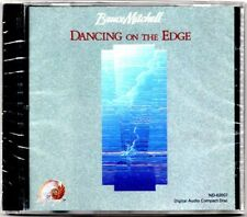 BRUCE MITCHELL - Dancing On The Edge - Factory Sealed Promo CD  NM