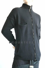 NEW RICK OWENS UNISEX CHIC CASUAL ZIPPED JACKET RO401Z