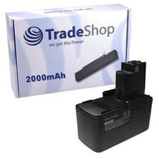 Batterie pour Bosch gdr90 pdr80 AEC 9.6 ves-2 GSR 9.6 ve-2