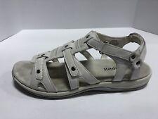 Easy Spirit Sailors White Strappy Sandals Women's Size 9.5 Wide