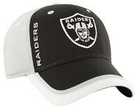 Oakland Raiders '47 NFL Crash Line Contender Hat Cap Flex Stretch Fit Adult OSFA
