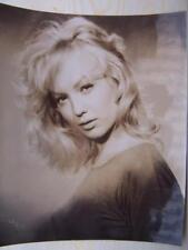 Mylene Demongeot   - 9 x 7  inches approx