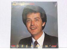 Donnie Sumner - DREAMIN' - Stamps Elvis Presley vinyl LP Skylite SLP-6309 Sealed