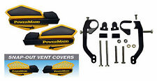 Powermadd Ski-Doo Yellow/Black Star Handguards/Mount Kit OffRoad Motorcycles/ATV