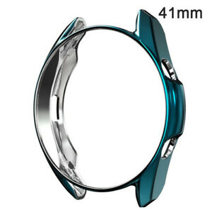 Protective Case for Samsung Galaxy Watch 3 45mm 41mm Watch3 Soft TPU Protect FH