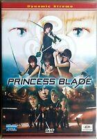 PRINCESS BLADE (2001) un film di Shinsuke Sato - DVD EX NOLEGGIO - EAGLE