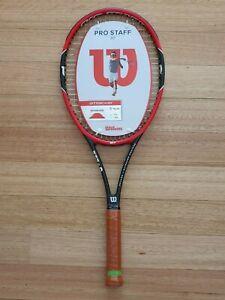 Wilson Pro Staff 97 Tennis Racquet, 4 3/8 Grip - BRAND NEW