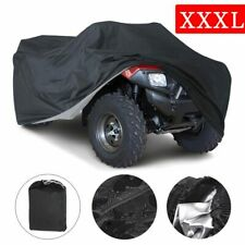 Xxxl Waterproof 190T Atv Storage Cover Anti-Uv for Polaris Honda Yamaha Suzuki