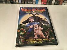 Wallace & Gromit: The Curse Of The Were-Rabbit Sealed DVD 2005 British Animation