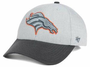 Denver Broncos '47 Brand NFL Team MVP Cap Adjustable Hat