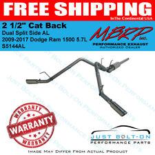 "MBRP 2009-2017 Dodge Ram 1500 5.7L 2 1/2"" Cat Back Dual Split Side AL #S5144AL"