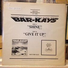 "[SOUL/FUNK/JAZZ]~EXC 12""~The BAR-KAYS~Shine~[5:25]~Give It Up~[7:49]~[1978~PROMO"