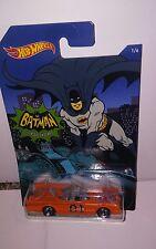 Bat man car HOT WHEELS GENERAL LEE DUKES OF HAZZARD CUSTOM  super cool batman m