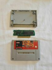 🐉 Final Fight - Super Nintendo SNES console game PAL Cart Only Genuine NES N64