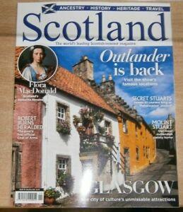 Scotland Magazine Nov/Dec 2021 Outlander is back Visit the famous show locations