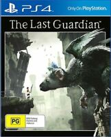 The Last Guardian PS4 Playstation 4 Game - Disc Only