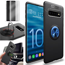 Für Samsung Galaxy S10, S10 Plus, S10e Mini Hülle Case Cover Bumper Displayfolie