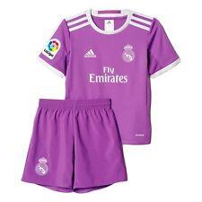 Camisetas de fútbol de clubes españoles 2ª equipación para niños