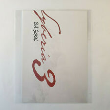 Syberia 3 Poster A3 from Collector's Edition - PS4 Nintendo Switch Xbox One PC