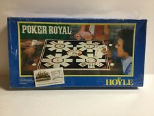 1979 POKER ROYAL BY HOYLE STANCRAFT PRODUCTS #8301 COMPLETE
