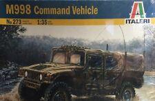 1/35  M998 - Command Vehicle Italeri  273 FREE SHIPPING