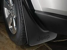 2011-2015 Jeep Grand Cherokee Front and Rear Deluxe Molded Splash Guards-Set ...