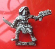 Cawdor gang juve Necromunda metal citadel gw games workshop stub gun & knife