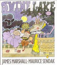 SWINE LAKE James Marshall Maurice Sendak 1999 1st hb dj Rare BABIES NEED BOOKS