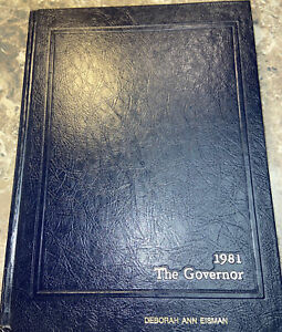 1981 John Burroughs School Yearbook High School St. Louis, Missouri
