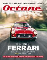 OCTANE Magazine February 2021 - Issue 212 - Mercedes 190E EVO II Matra 250GT SWB