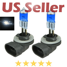 2x 894 37.5w Xenon Halogen Car Headlight Lamp Bulb 5000K White 881 898 Fog Light