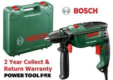 Neuf Bosch PSB-750 RCE Perceuse à percussion 0603128570 3165140512442 A