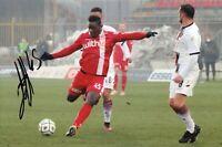 Mario Balotelli - Foto Autografata - Soccer Signed Photo Autografo Monza Coa