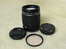 Pentax Takumar 135mm f2.5 Prime Telephoto Lens  PK Mount    rare japan version