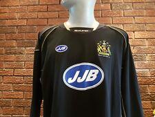 Vintage Raro Wigan Athletic Camiseta de fútbol 2003. Talla XL. Manga larga.
