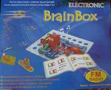 EDUCATIONAL KIT 80 Experiments  + FM Radio  KIT SNAP CIRCUIT BRAINBOX  6 Yrs +