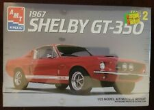 AMT 1967 Ford Mustang Shelby GT-350 Factory Sealed model car kit