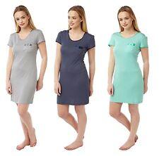Women's Sleepy Tees, Soft Touch Spots Nightie Night Dress, Size 8-22, BH72