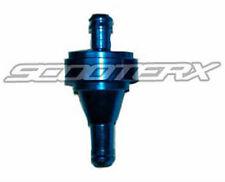 "Fuel Filter chrome 1/4"" Honda Ruckus Metropolitan trailbike enduro spree polini"