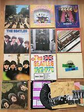 The Beatles Vinyl Albums 10x