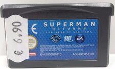 Superman Returns - Fortress of Solitude per Game Boy Advance - LOOSE - PAL