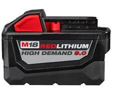 MILWAUKEE 48-11-1890 M18™ REDLITHIUM™ HIGH DEMAND™ 9.0 Battery Pack